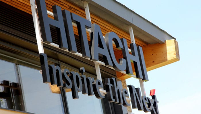 IN SAFE HANDS Hitachi image 589